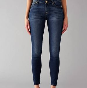 7 For All Mankind the Skinny sz 26